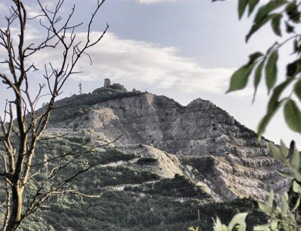 La cava di Monte Sant'angelo