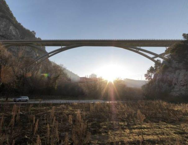 Il ponte delle Marmore