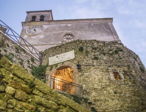 La chiesa di S. Stefano