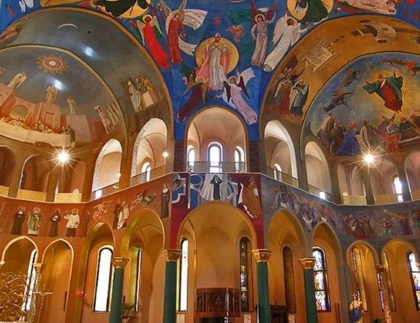 Cascia - Chiesa di Santa Rita