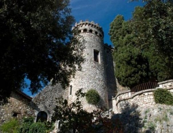 Labro - castello nobili Vitelleschi