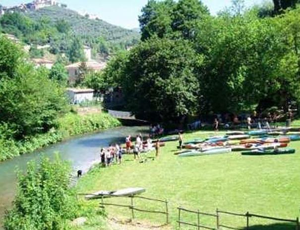 Centro Rafting di Arrone