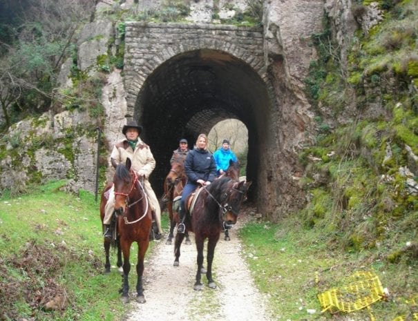 Vecchia Ferrovia Spoleto-Norcia