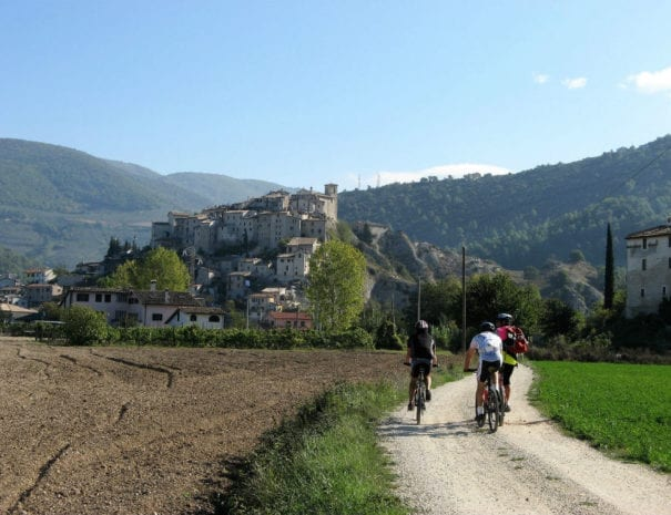 LA greenway verso Casteldilago