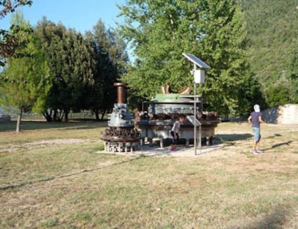 Parco archeologico-industriale dei Campacci