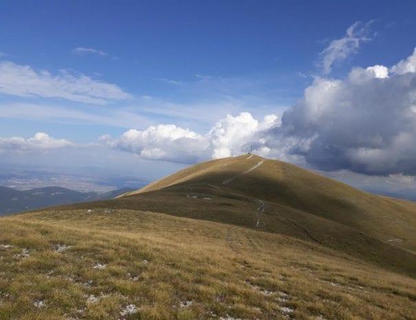 Il monte Coscerno