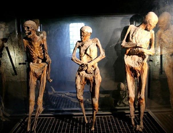 Le mummie di ferentillo