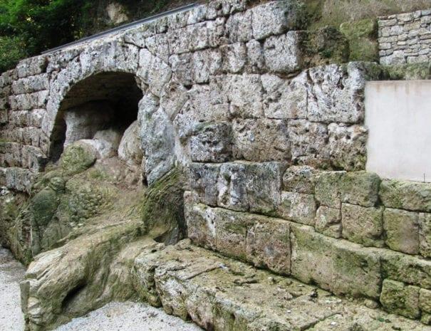 L'antico ponte del Toro