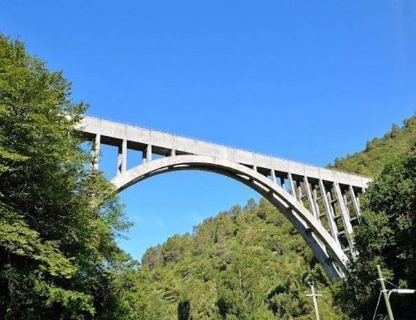 Ponte canale di Rosciano