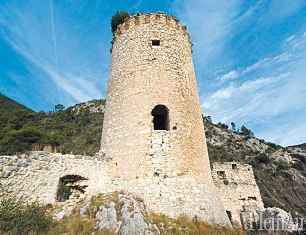 Torre di avvistamento in Valnerina