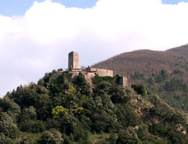 Borgo fantasma di Umbriano