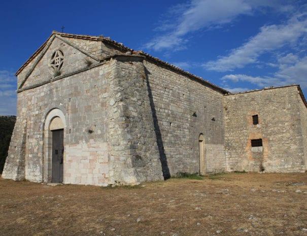 La chiesa di Sant'Erasmo