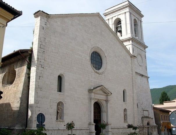 Norcia - Santa-Maria-Argentea