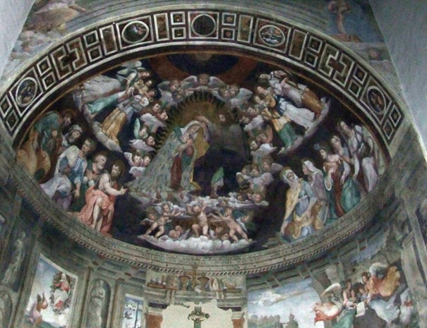 Storie della Vergine di Filippo Lippi