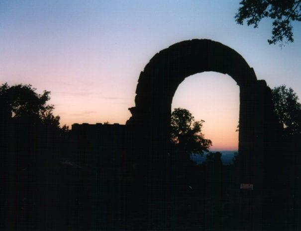 L'arco di San Damiano