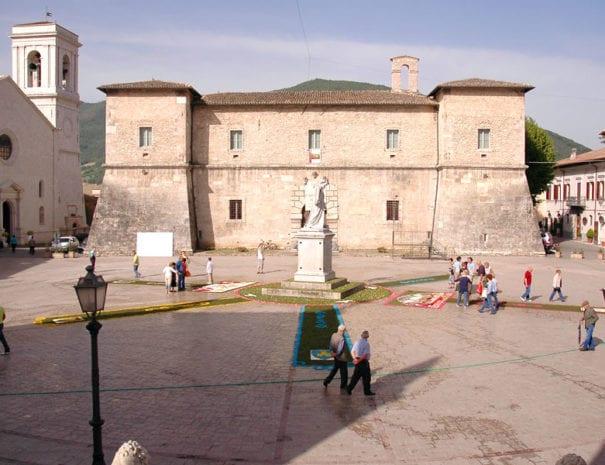 Norcia - La Castellina