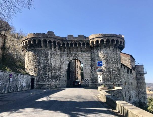 Narni - Porta Ternana