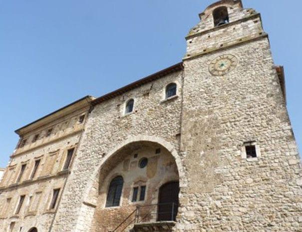Sangemini - Palazzo vecchio