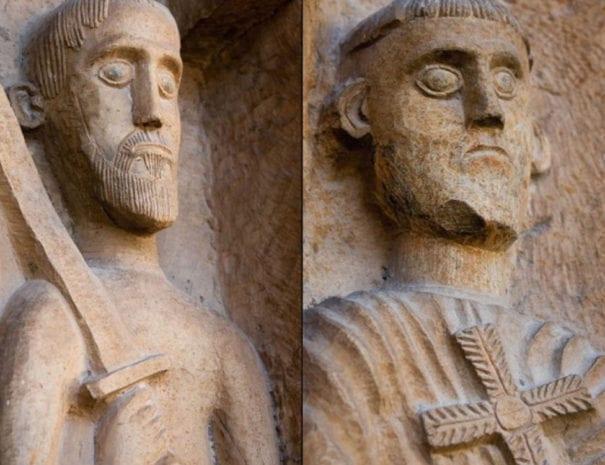 Sculture medievali