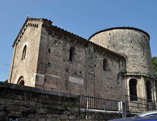 La chiesa di San Salvatore