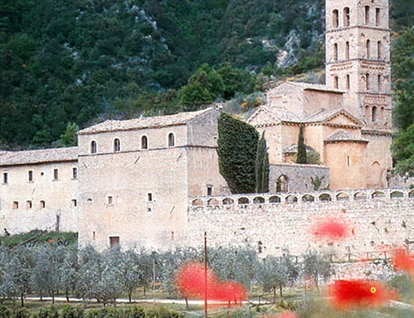 L'abbazia di San Pietro in Valle